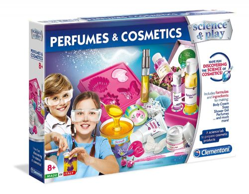 Science & Play Perfumes and Cosmetics Clementoni Science Set